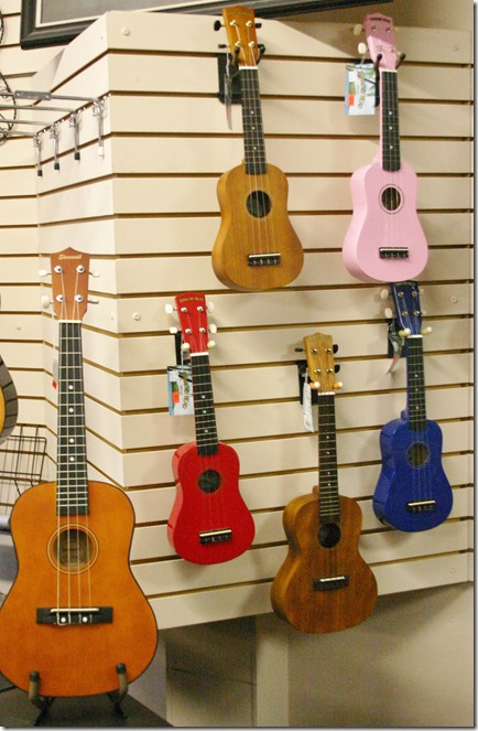 Ukuleles on Sale