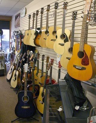 Guitars on Sale